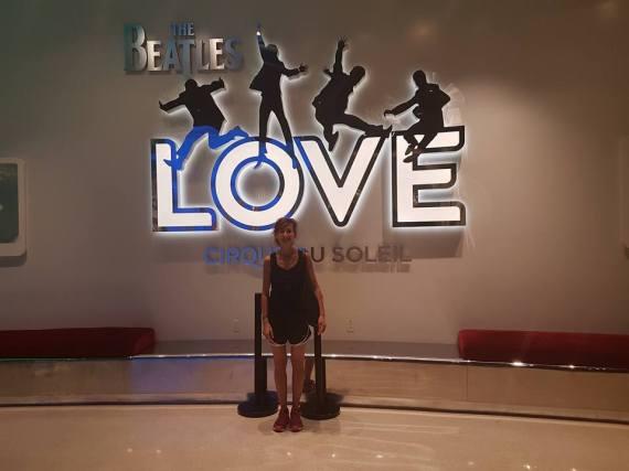 Die Beatles in Vegas?!