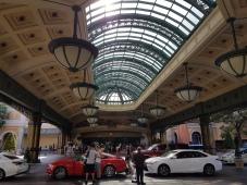 Bellagio Einfahrt