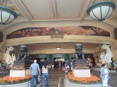 Bellagio Eingang