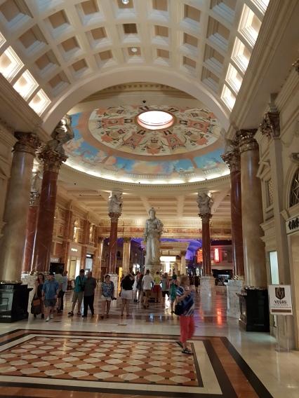 Ceasars Palace Eingang