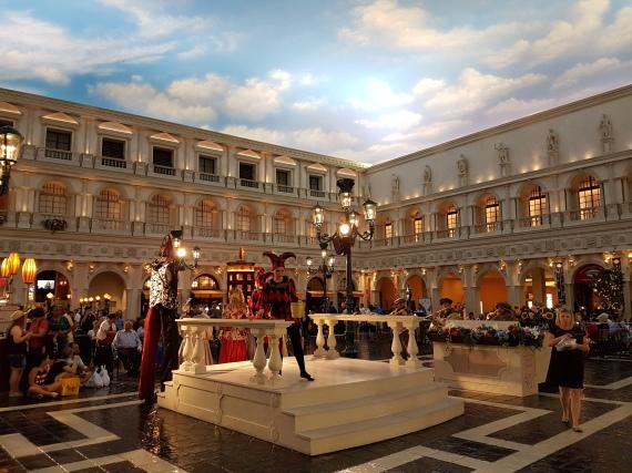 Venetian innen Markusplatz1