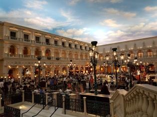 Venetian innen Markusplatz