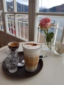 Cafe Aran in Tegernsee