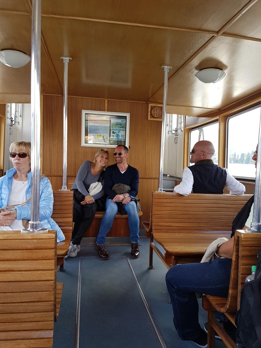 Fähre Bad Wiessee nach Tegernsee