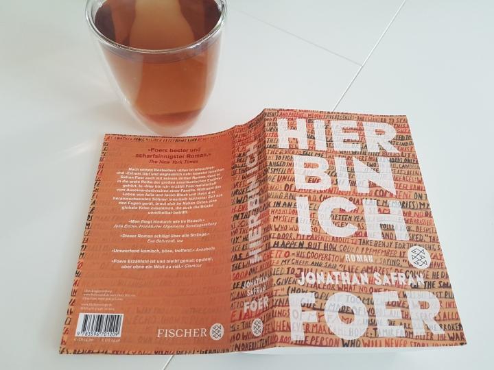 Books von Foer undRuge