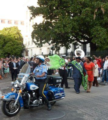 New Orleans - Hochzeit - oder Beerdigung? Egal. Wird alles gefeiert!