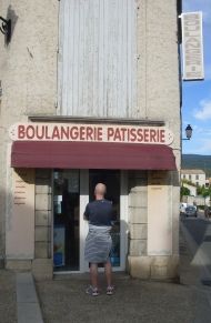 Saint-Saturnin-lès-Apt Bäckerei