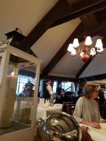 Atmosphäre Schlossrestaurant