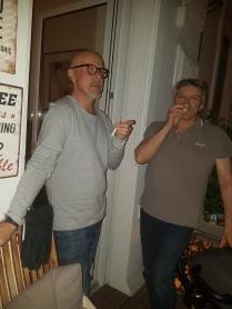 Wenn Nichtraucher rauchen...