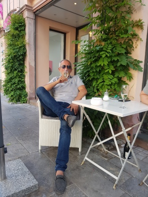 Albert vom Café a'petit Wiesbaden