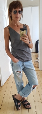 Quick shopping look