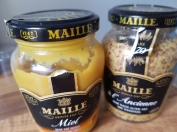 Senf für Salatsossy von Maille