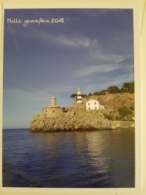Mallorca Fotobuch Deckseite