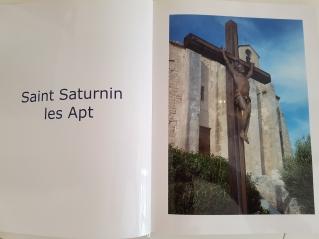 Saint Saturnin les Apt