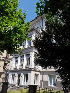 Villa an der Rue