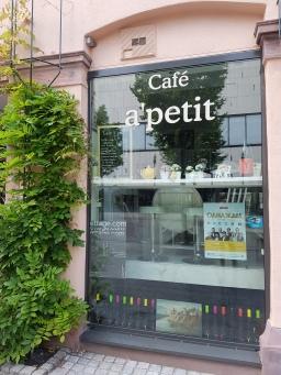 Café a'petit Grabenstraße