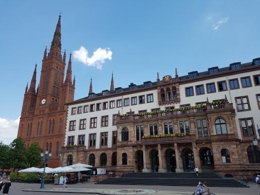 Neues Rathaus Schlossplatz