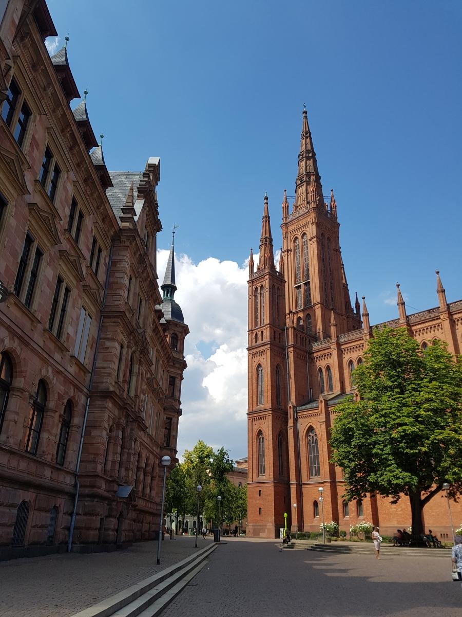 Wiesbaden - (m)eine große Liebe