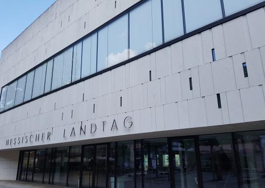 Hessischer Landtag Grabenstraße