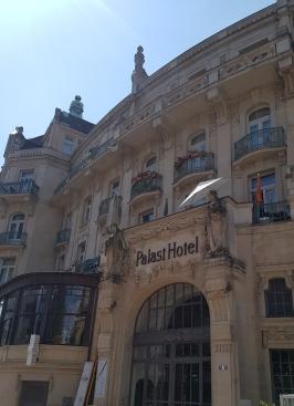 Palasthotel am Kranzplatz