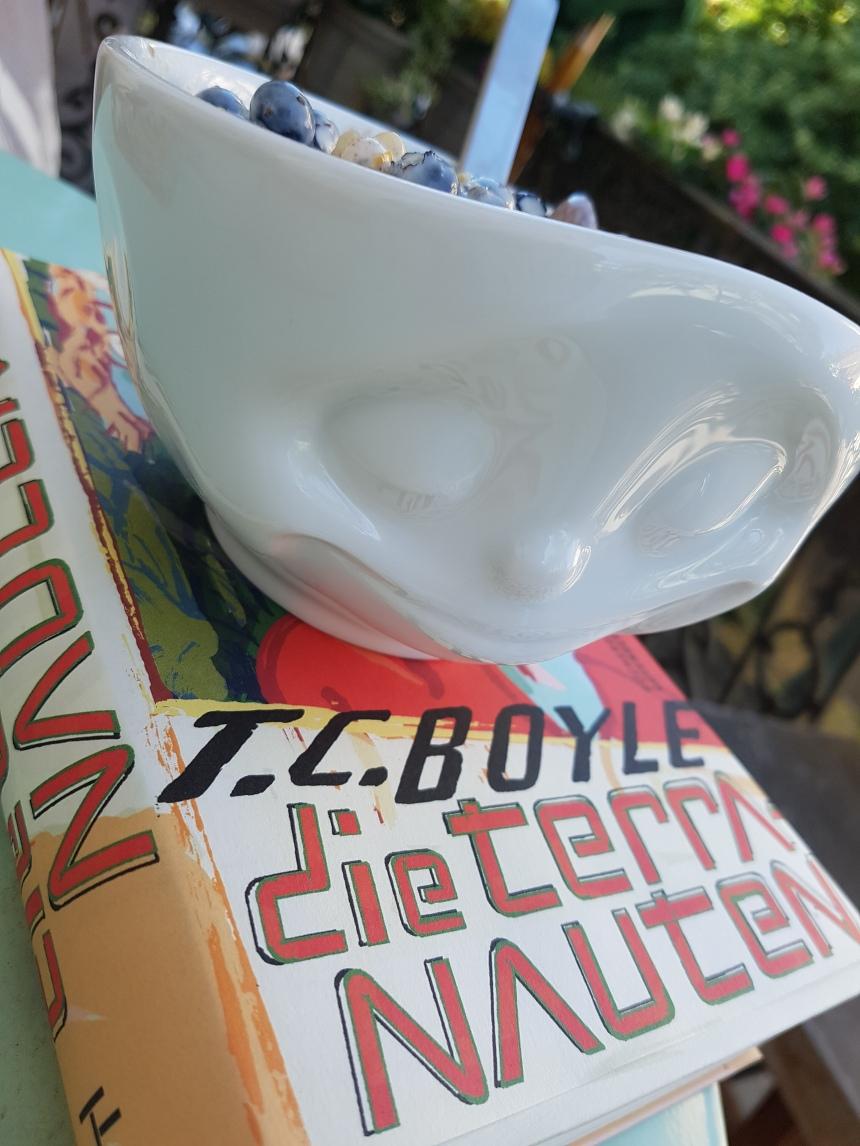TC Boyle Die Terranauten