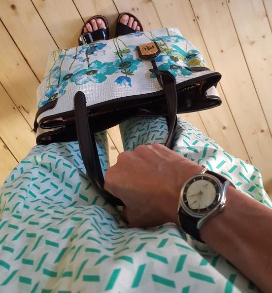 Uhr Omega (vintage), Tasche Ralf Lauren