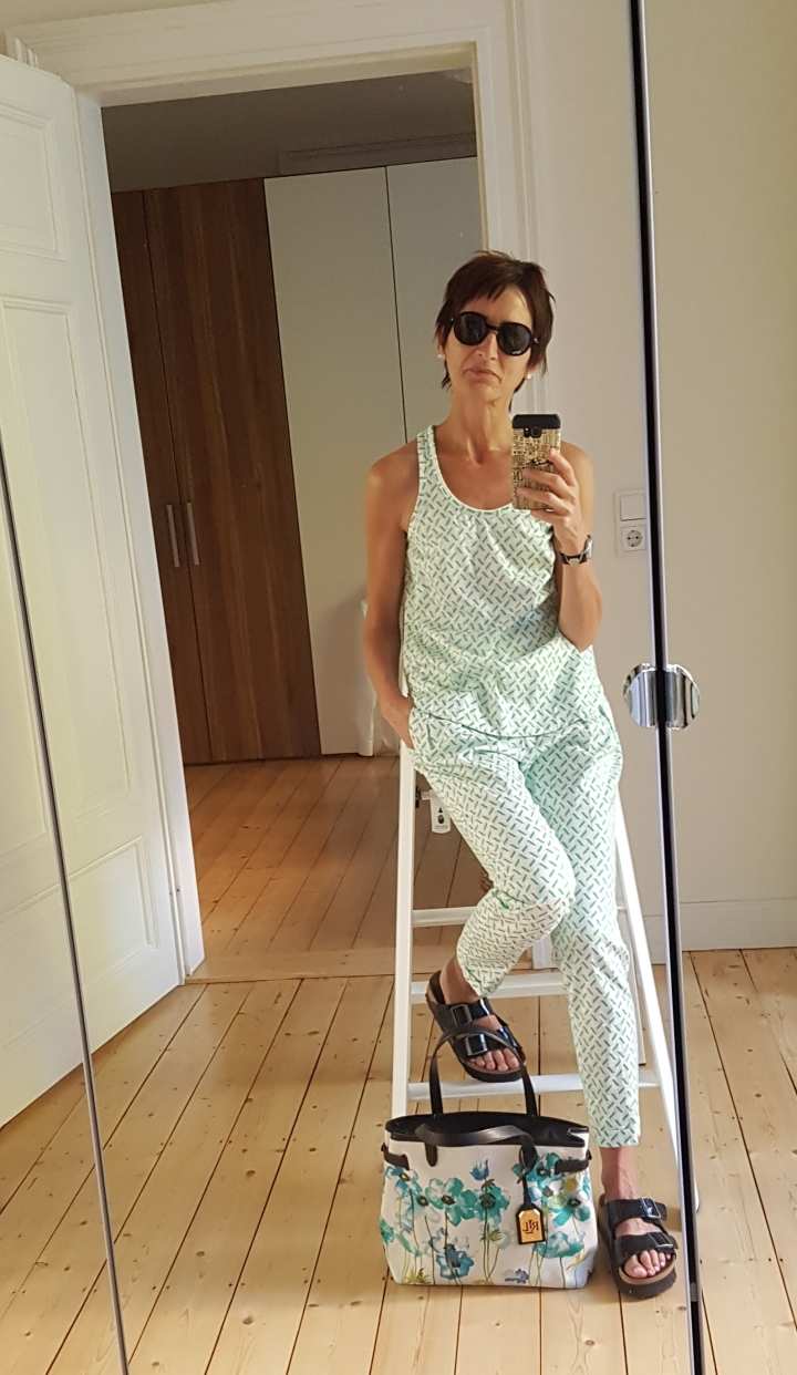 Outfit of the day – back toBundfalten
