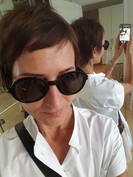 Brille Yves Saint Laurent