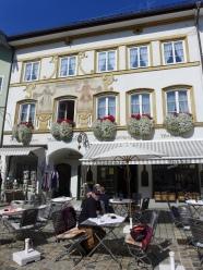 Einer der ältesten Weinläden Deutschlands Max Schwaighofer