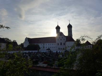 Kloster Benedikbeuren. Traumhaft