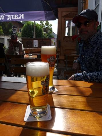 Karg Bier. Schmeckt einwandfrei