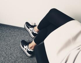 Meine neuen Lieblinge: Hogan Platform Sneaker
